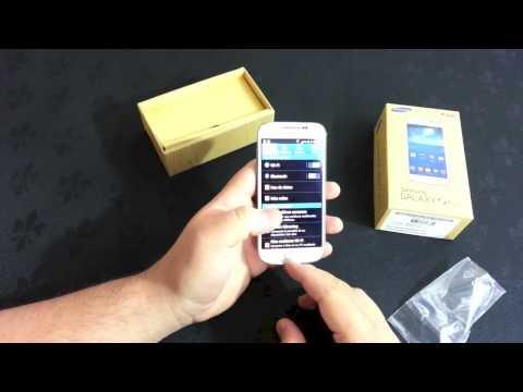 Samsung Galaxy S4 Mini Duos - GT I9192 - En Paraguay