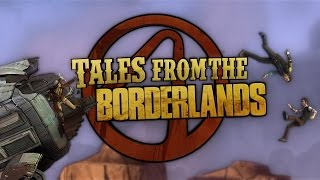 Tales From the Borderlands Episode 2 : Atlas Mugged Intro