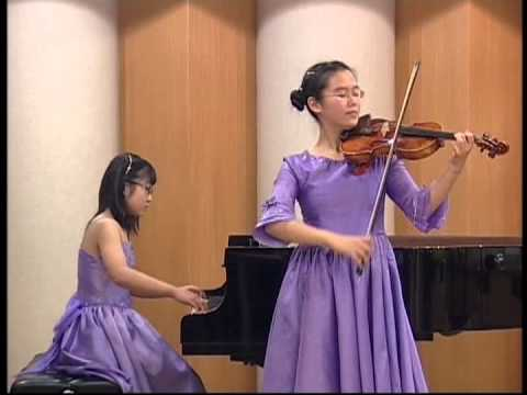 All To Jesus I Surrender (arr. Johann Kim For Violin And Piano) video