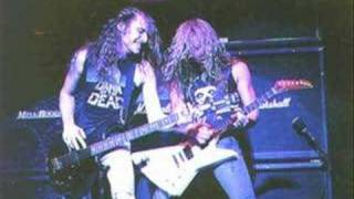 Kirk Hammett - Guitar Solo in Memory of Cliff Burton