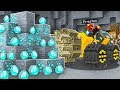 5 FASTEST Ways to Mine DIAMONDS in Minecraft!