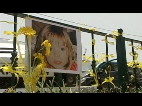 Police search Portugal scrubland for Madeleine McCann
