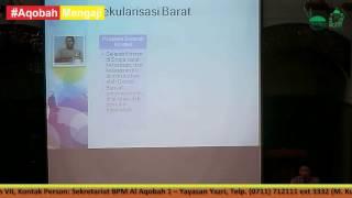Akmal Sjafril, ST, M.PdI, Sekularisme, Liberalisme, dan Pluralisme Menurut Islam, 18 Juni 2016