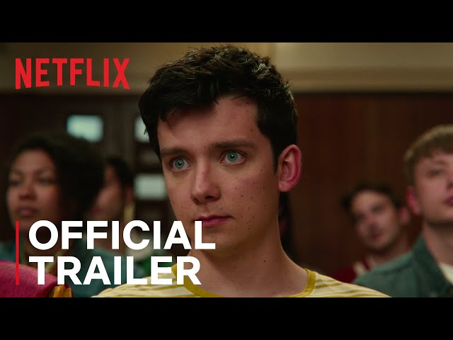 Sex Education Season 2  Official Trailer  Netflix
