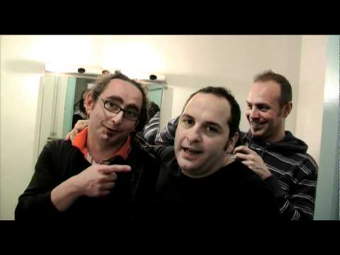 Baz e i Turbolenti Backstage  .mp4