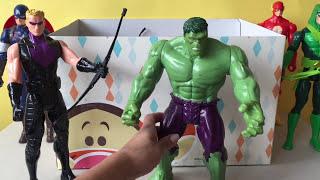 Liga de la Justicia y Los Vengadores Juguetes | Kidsplace Town