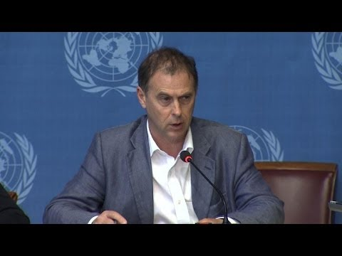 UN Human Rights Commission reports on Iraq casualties
