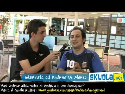 Ridi con Skuola: intervista ad Andrea Di Marco