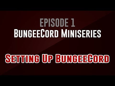 [BungeeCord Miniseries] Episode 1: Setting Up BungeeCord