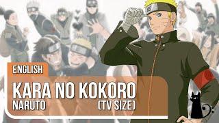 """Naruto Shippuden OP 20 - """"Kara no Kokoro""""   ENGLISH COVER   Lizz Robinett"""