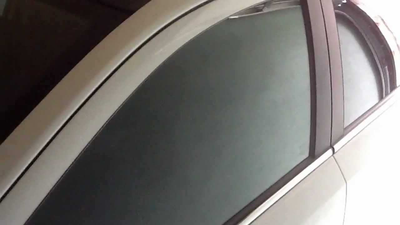 Как сделать автошторки своими руками на видео