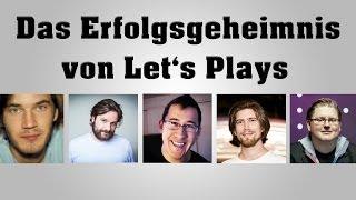 Das Erfolgsgeheimnis von Let's Plays und der Kampf um dessen Image