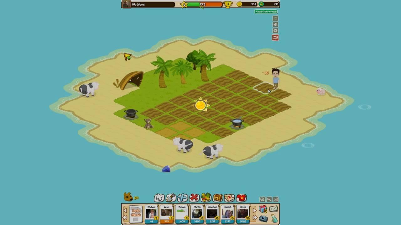 paradise island spiel