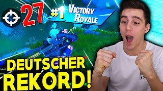 27 KILLS - DEUTSCHER KILL REKORD im Modus One Shot!