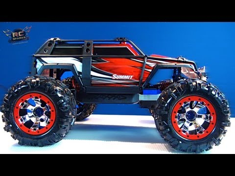 RC ADVENTURES - UNBOXiNG the NEW TRAXXAS SUMMiT - Yup.. I Said it..