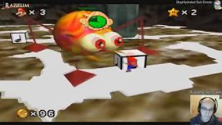 Super Mario 64: Ocarina of Time ALL BOSSES
