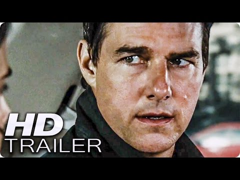 JACK REACHER 2 Trailer German Deutsch (2016)