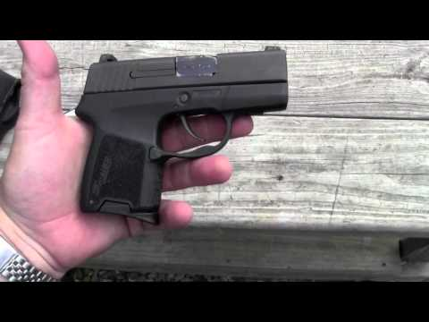 Sig P290 Mini 9mm Pocket Pistol
