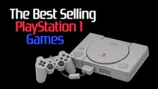 The Best Selling PlayStation 1 Games