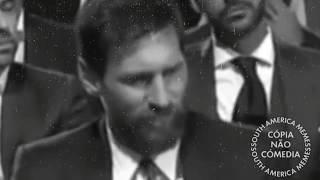Momentos autista do Messi