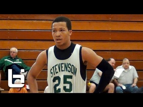 Jalen Brunson Has Sick Crossover! Top 2015 Point Guard Official BallisLife Summer Mixtape!