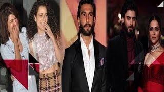 OMG! Kangana Thinks Priyanka Has A Fake Laugh   Did Deepika's Closeness With Fawad Bother Ranveer?
