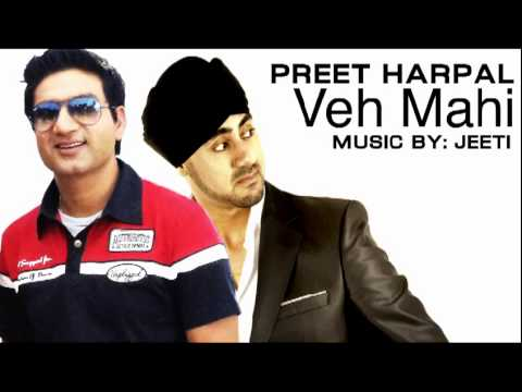 VE MAHI - PREET HARPAL - SAD PUNJABI SONG