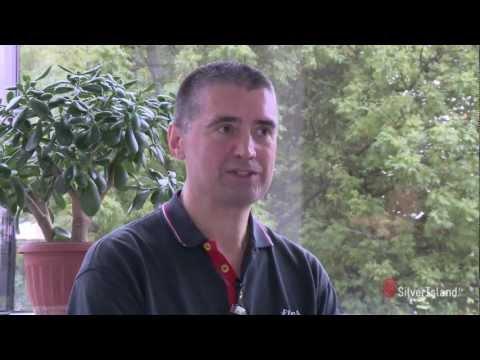 North London Hospice Interview with Volunteer Joe Attridge - Silverisland TV Films