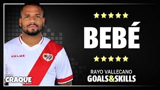 BEBÉ ● Rayo Vallecano ● Goals & Skills