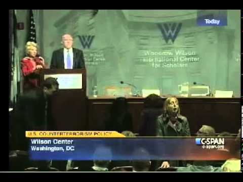Code Pink Challenges John Brennan on US Drone Warfare