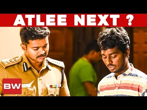 BREAKING: Atlee Announces Details on his Next Film