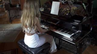 "Labrinth - ""Jealous"" - Cover by Grace Vardell (16yrs)"