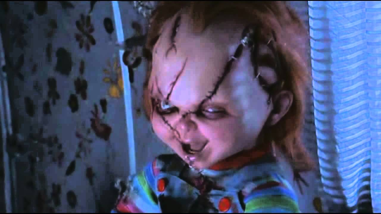 Chucky's Laugh - YouTube