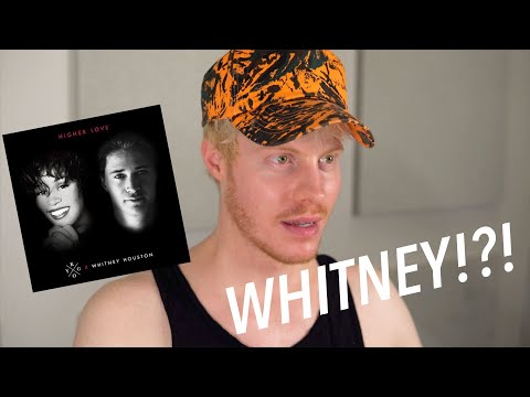 WHITNEY HOUSTON 😍 KYGO HIGHER LOVE REACTION 😍