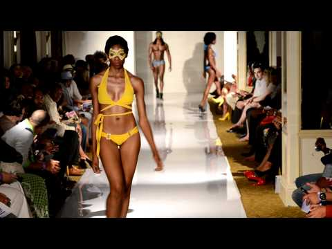 The Label Swimwear Showcase At Passion For Fashion In New York City