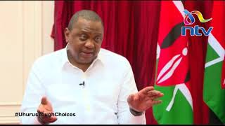 Jubilee changes:'' Positions are very critical to me and my agenda '' - President Uhuru