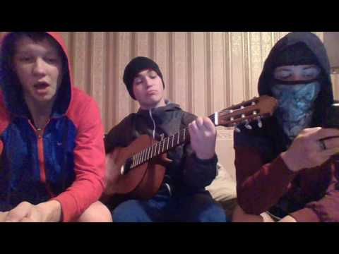 Походные песни - Четверо друзей