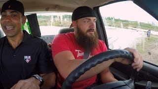 Watch The Diesel Brothers Give MLB All-Star Carlos Peña A Lesson In Suspension