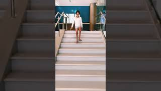 Symphony of the Seas-MUSICAL STAIRS-WORLD'S LARGEST CRUISE SHIP