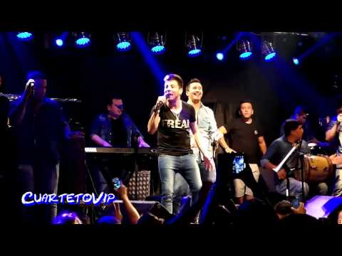 Enganchados - Damian Córdoba Con David Ortiz en casa blanca - Octubre 2014 - CuartetoVip HD.