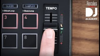 LEARN TO BEATMATCH - 03 How to use the Pitchfader