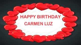 Carmen Luz   Birthday Postcards & Postales - Happy Birthday
