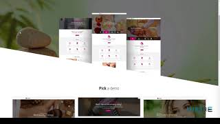 Kerope- Responsive Spa And Beauty HTML Template.        Hiram Bysshe