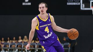 Lakers two-way guard Alex Caruso drops 19 points in 2018-19 season opener   South Bay Lakers
