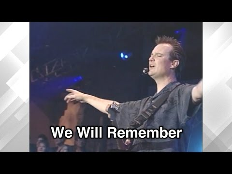 We Will Remember - Tommy Walker / From