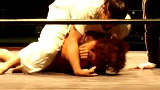 taka vs xxx ... nov 6,2015 @ shinkiba 1st ring ,tokyo japan