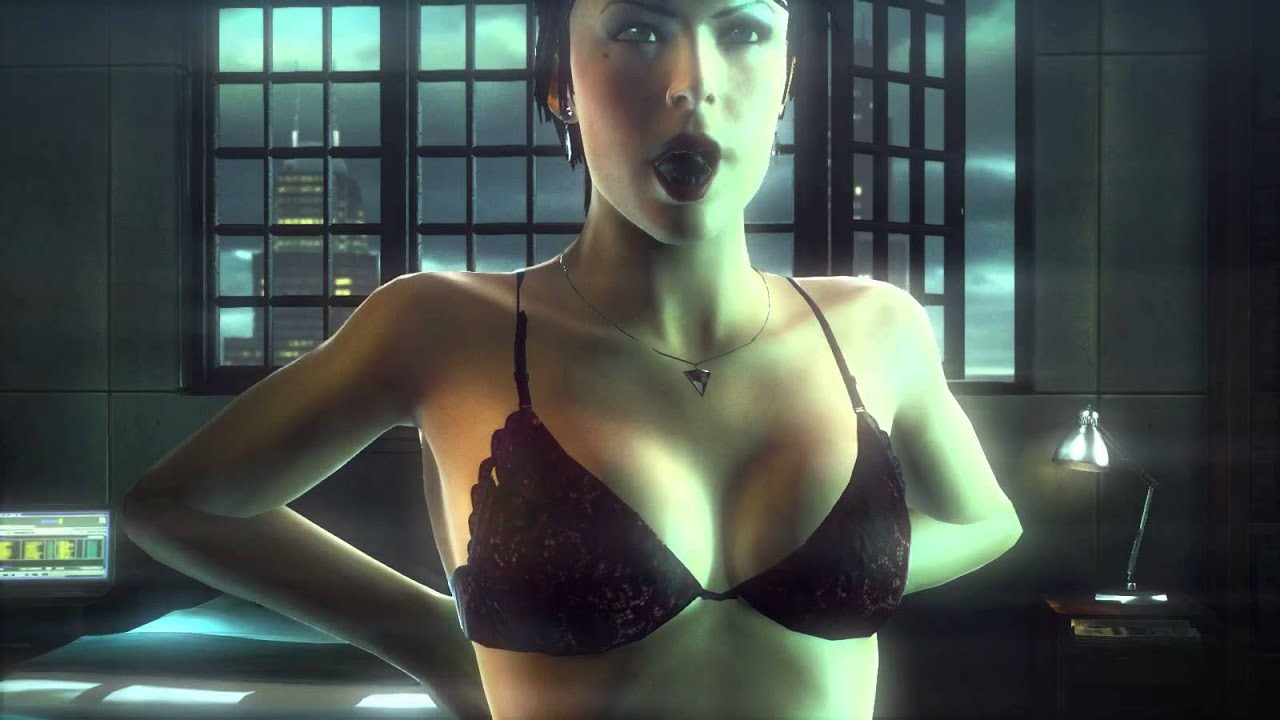 Hitman absolution hentay nude videos