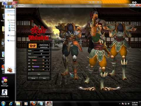 Damage hack metin2 RO skill By Evil 2011