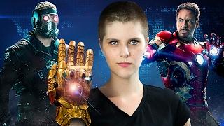 Vingadores e Guardiões da Galáxia contra Thanos | Breaking Nerd News