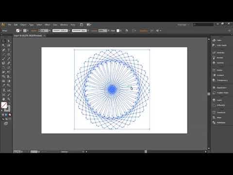 Awesome Sun Logo Adobe Illustrator cs6 cc - Easiest Logo Design Tutorial (1 minutes) [RVS]